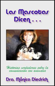 Las Mascotas Dicen book cover